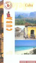 Couverture du livre « Cuba » de Collectif aux éditions Comex