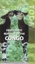 Couverture du livre « Democratic republic of the Congo today » de Collectif aux éditions Jaguar