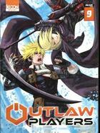 Couverture du livre « Outlaw players T.9 » de Shonen aux éditions Ki-oon
