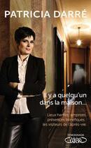 Couverture du livre « Il y a quelqu'un dans la maison... » de Patricia Darre aux éditions Michel Lafon