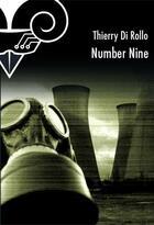 Couverture du livre « Number nine » de Thierry Di Rollo aux éditions Le Belial