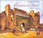 Couverture du livre « Théophile-Jean Delaye ; illustrateur du Maroc, 1925-1960 » de Theophile-Jean Delaye aux éditions Atlantica