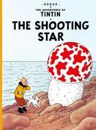 Couverture du livre « The shooting star » de Herge aux éditions Casterman