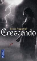 Couverture du livre « Crescendo » de Becca Fitzpatrick aux éditions Pocket