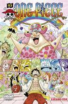 Couverture du livre « One Piece T.83 » de Eiichiro Oda aux éditions Glenat