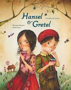 Couverture du livre « Hansel & Gretel ; un conte de Grimm » de Veronique Massenot et Xaviere Devos aux éditions Elan Vert