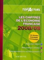 Couverture du livre « Chiffres clefs de l'économie 2008 » de Brun et Boutaric aux éditions Hachette Education