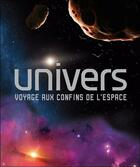 Couverture du livre « Univers » de Mike Goldsmith et Mark Garlick aux éditions Broquet