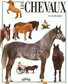 Couverture du livre « Les Chevaux -Prestige- » de Hartley Edwards Elwy aux éditions Solar