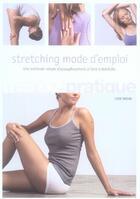 Couverture du livre « Stretching mode d'emploi » de Lydie Raisin aux éditions Marabout