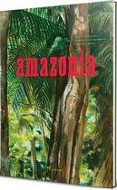 Couverture du livre « Amazonia ; un manifeste pour la forêt » de Valerie Aboulker et Stepahnie De Bussierre aux éditions Akinome