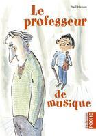 Couverture du livre « Le professeur de musique » de Yael Hassan aux éditions Casterman