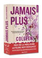 Couverture du livre « Jamais plus » de Colleen Hoover aux éditions Hugo
