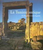 Couverture du livre « La Tunisie Antique » de Fauque et Slim aux éditions Menges