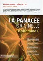 Couverture du livre « La panacée originelle » de Thomas E. Levy aux éditions Fraysse
