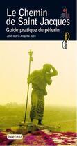 Couverture du livre « Le chemin de saint-jacques » de Maria Jaen aux éditions Everest