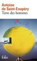 Couverture du livre « Terre des hommes » de Antoine De Saint-Exupery aux éditions Gallimard
