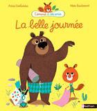 Couverture du livre « La belle journée » de Marc Boutavant et Astrid Desbordes aux éditions Nathan
