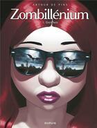 Couverture du livre « Zombillénium T.1 ; Gretchen » de Arthur De Pins aux éditions Dupuis