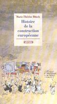 Couverture du livre « Hist.construction europeenne nelle » de Bitsch. Marie-T aux éditions Complexe