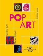 Couverture du livre « Pop art » de Valentina Ciuffi aux éditions White Star
