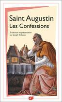 Couverture du livre « Les confessions de saint-augustin » de Saint Augustin aux éditions Flammarion
