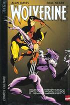 Couverture du livre « Wolverine t.5 possession » de Alan Davis aux éditions Bethy