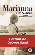 Couverture du livre « Marianna » de Jules Sandeau aux éditions Marivole