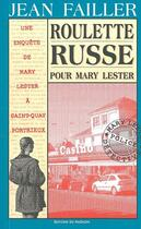 Couverture du livre « Roulette russe pour Mary Lester » de Jean Failler aux éditions Palemon