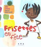 Couverture du livre « Vive Les Frisettes » de Bells Hooks aux éditions Points De Suspension