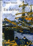 Couverture du livre « En dérive » de Roger Vercel et Yvonne Jean-Haffen aux éditions Pascal Galode
