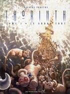 Couverture du livre « Thorinth t.5 ; le grand tout » de Nicolas Fructus aux éditions Humanoides Associes
