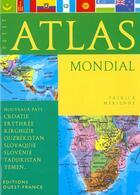 Couverture du livre « Petit Atlas Mondial » de Bailly-Maitre-Merien aux éditions Ouest France