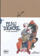 Couverture du livre « Peau d'Encre ; un conte pour adultes » de Paris Antoine aux éditions Eidola