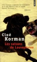 Couverture du livre « Les saisons de Louveplaine » de Cloe Korman aux éditions Points