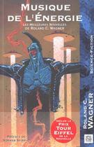 Couverture du livre « Musique de l'energie » de Wagner aux éditions Nestiveqnen