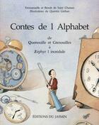 Couverture du livre « Contes De L'Alphabet T 3 (Q-Z) » de Saint Chamas/Greban aux éditions Jasmin