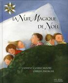 Couverture du livre « La nuit magique de noël » de Lisbeth Zwerger aux éditions Nord-sud