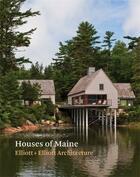 Couverture du livre « House of maine » de Elliott aux éditions Princeton Architectural