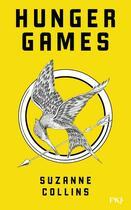 Couverture du livre « Hunger games T.1 » de Suzanne Collins aux éditions Pocket Jeunesse