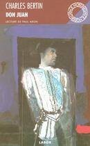 Couverture du livre « Don Juan Bertin » de Bertin C aux éditions Espace Nord