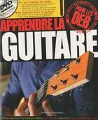 Couverture du livre « Apprendre la guitare pour les débutants » de Frederic Thomasseau aux éditions Qi Editions