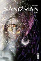 Couverture du livre « Sandman T.1 » de Collectif et Neil Gaiman aux éditions Urban Comics