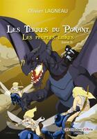 Couverture du livre « Les terres du ponant t.3 ; les peuples libres » de Olivier Lagneau aux éditions Atria