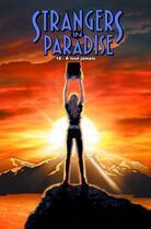 Couverture du livre « Strangers in paradise T.18 ; à tout jamais » de Terry Moore aux éditions Kymera