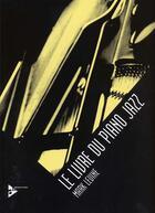 Couverture du livre « Livre du piano jazz ; piano, clavier » de Levine aux éditions Id Music