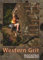 Couverture du livre « Wester grit » de Craggs Chris aux éditions Cordee