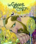 Couverture du livre « Le géant chagrin » de Carole Martinez et David Sala aux éditions Casterman