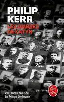 Couverture du livre « Les ombres de Katyn » de Philip Kerr aux éditions Lgf