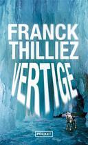 Couverture du livre « Vertige » de Franck Thilliez aux éditions Pocket